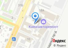 Компания «Графика-МК» на карте