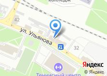 Компания «Финкраска» на карте