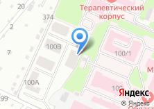 Компания «Строящееся административное здание по ул. Станке Димитрова проспект» на карте