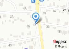Компания «Автомойка на Объездной» на карте