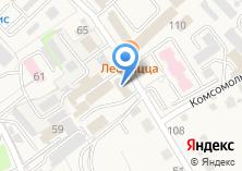 Компания «Автовыбор» на карте