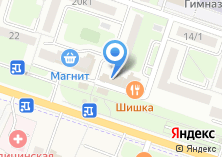 Компания «Склад-магазин бытовой техники на ул. Брянского Фронта» на карте