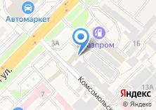 Компания «Скади-Дом» на карте
