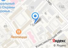 Компания «Администрация пос. Супонево» на карте