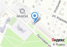 Компания «Бежицкое дорожное управление» на карте