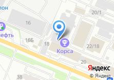 Компания «Супер-Пупс» на карте