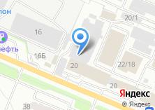 Компания «Дозор» на карте