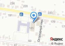 Компания «Дорожное радио» на карте