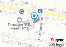 Компания «Пром-сити, ооо» на карте