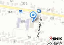 Компания «Клен-Тур» на карте