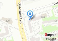 Компания «711» на карте