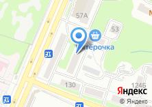 Компания «О-ля-ля» на карте