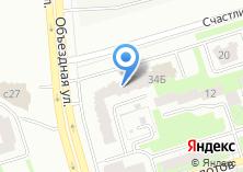 Компания «Авангард-спецодежда Брянск» на карте