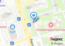 Компания «Меридиан-тур» на карте