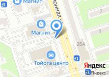 Компания «Магазин автозапчастей для иномарок на Авиационной» на карте