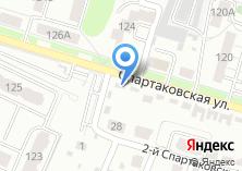 Компания «Промальп-32» на карте