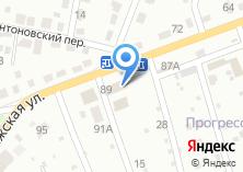 Компания «АНИ» на карте