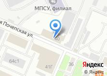 Компания «ООО.СЕЛЬХОЗСЕРВИССТРОЙ.» на карте