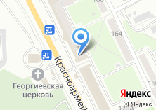 Компания «ДоминантСтрой» на карте