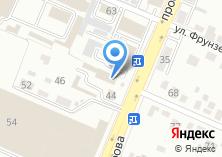 Компания «Брянский печатный двор» на карте