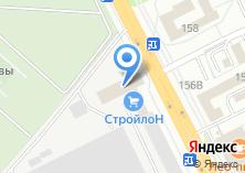 Компания «Маркир» на карте