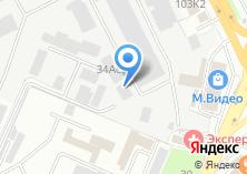 Компания «Кузница Костина» на карте