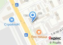 Компания «РОСГОССТРАХ» на карте