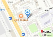 Компания «Мастерская шиномонтажа на Красноармейской» на карте
