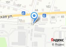 Компания «ОрионТранс» на карте