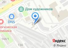 Компания «Автосервис на проспекте Станке Димитрова» на карте
