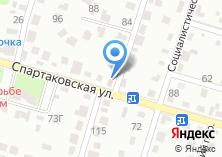 Компания «Свой мир» на карте