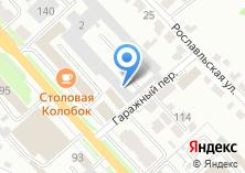 Компания «Ирбис-К» на карте