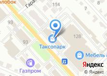 Компания «Гора Матрасов» на карте
