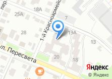 Компания «Jet Центр» на карте