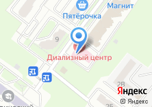 Компания «Московский институт государственного управления и права» на карте