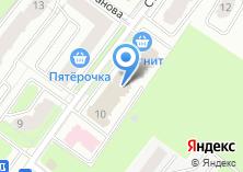 Компания «Промышленные Инновации-Брянск» на карте