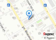 Компания «Инфо-Проект» на карте