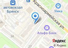 Компания «Служба вскрытия С1 - Брянск - Вскрытие замков» на карте