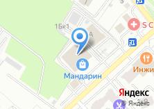 Компания «Hi–Tech» на карте