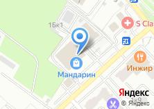 Компания «Design lux» на карте