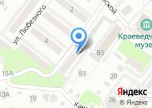 Компания «МЕГАТРАНС» на карте