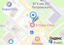 Компания «Строящееся административное здание по ул. Бежицкая» на карте