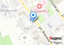 Компания «Брянскмебельпродукт» на карте
