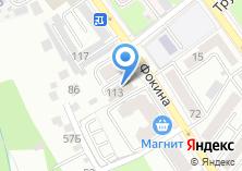 Компания «КОНДИТЕРСКИЙ ДОМ BAKER STREET» на карте