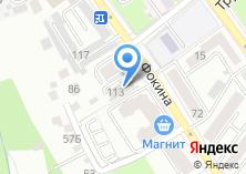 Компания «Андроид» на карте