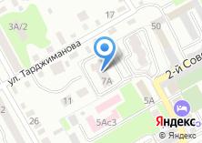Компания «Строящийся жилой дом по ул. Советский 2-й пер» на карте
