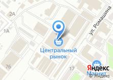 Компания «Пультовик» на карте