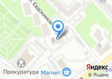 Компания «Строящийся жилой дом по ул. Бежицкая» на карте