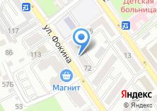 Компания «ТК-Софт» на карте