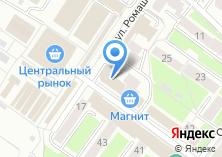 Компания «Крым» на карте